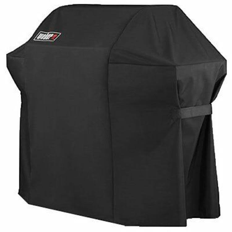 Weber Grill Cover with Storage Bag for Genesis Gas Grills
