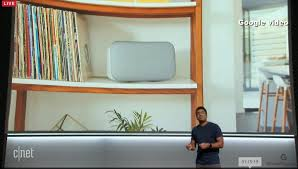 Google takes on Sonos Apple with Google Home Max
