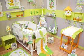 chambre de b b jungle tour de lit jungle titoutam amazon fr bébés puériculture