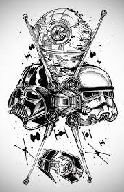 Star Wars Room Decor Uk by Best 10 Star Wars Tattoo Ideas On Pinterest Star Wars Star
