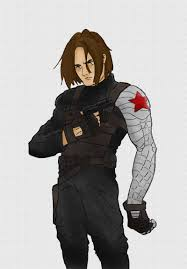 Bucky Barnes The Winter Soldier By DocDestructo