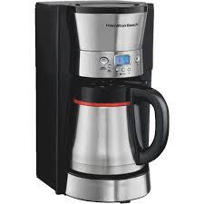 Hamilton Beach 10 Cup Thermal Coffee Maker