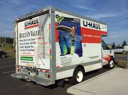 100 14 Ft Uhaul Truck UHaul UBox Review Box Of Lies The Truth About Cars