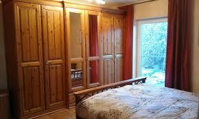 schlafzimmer schrank nakos 2 kommoden bett massiv