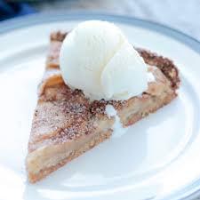 easy keto apple tart low carb gluten free i breathe i