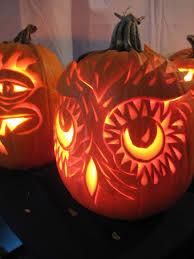 Owl Pumpkin Carving Pattern by Best Pumpkin Carving Patterns