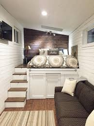 Plans To Build A Platform Bed With Drawers by 25 Best Tiny House Bedroom Ideas On Pinterest Tiny House Family
