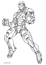Star Wars Force Awakens Coloring Pages Inspirational Iron Man