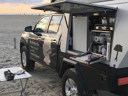 This Pop-up Camper Transforms Any Truck Into A Tiny Mobile Home In ... 57044 Sportz Truck Tent 6 Ft Bed Above Ground Tents Pin By Kirk Robinson On Bugout Trailer Pinterest Camping Nutzo Tech 1 Series Expedition Rack Nuthouse Industries F150 Rightline Gear 55ft Beds 110750 Full Size 65 110730 Family Tents Has Just Been Elevated Gillette Outdoors China High Quality 4wd Roof Hard Shell Car Top New Waterproof Outdoor Shelter Shade Canopy Dome To Go 84000 Suv Think Outside The Different Ways Camp The National George Sulton Camping Off Road Climbing Pick Up Bed Tent Compared Pickup Pop