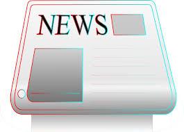 Newspaper Clipart News Update Paper R Clip Art