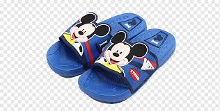 mickey mouse slipper mickey mouse slipper badezimmer blau