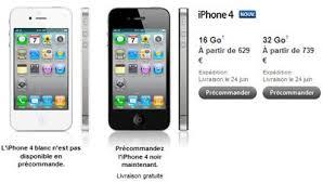 combien coute l iphone 4 nu sans abonnement bhmag
