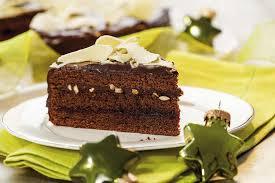 schoko mandel torte