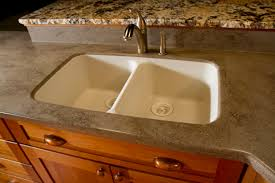 Dupont Corian Sink 810 by Rhinelander U2039 Eagle River Cabinets