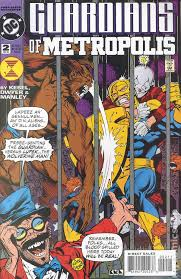 Guardians Of Metropolis 1994 2