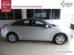 Currently 23 Chevrolet Cruze for sale in Pietermaritzburg Mitula