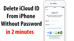 Remove iCloud Apple ID from iPhone without password iOS 10