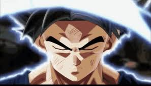 Goku Ultra Instinct GIF