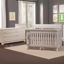 da vinci 2 piece nursery set kalani convertible crib