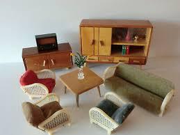 wohnzimmer komplett wohnstube möbel crailsheimer 50 er
