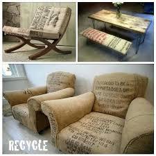 recouvrir un fauteuil club recouvrir fauteuil cuir il vous reste des sacs en toile de jute