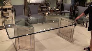 Macys Glass Dining Room Table by Attractive Mirrored Dining Room Set And Furniture Gallery Pictures