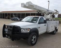 2009 Dodge Ram 5500 Bucket Truck | Item DD2452 | SOLD! Decem...