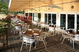 outdoor restaurant furniture houston The Restaurant Patio