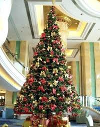 Tree Design Ft 10 Foot Artificial Christmas Trees Canada