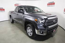 New 2018 Toyota Tundra SR5 2WD Double Cab Pickup In Escondido ... New 2018 Toyota Tundra Sr5 Double Cab 65 Bed 57l Truck Motor Pinata Custom Party Pinatas Pinatascom Towing With A 2016 Trd Pro In Cadillac Mi Fox Of Preowned 2012 4wd Grade Nampa 970553b Akron Oh 20440723 2011 Limited An Iawi Drivers Log 2015 Review Rating Pcmagcom 2017 1794 Edition Crewmax Tallahassee 2wd Grade Crew Pickup For Sale Amarillo Tx 2013 Reviews And Trend