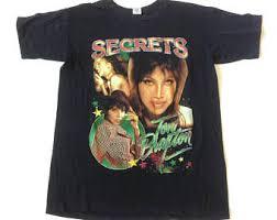 Vintage 90s Toni Braxton Secrets Bootleg Tee Rap 1990s