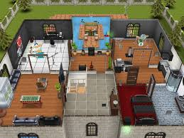Sims Freeplay Second Floor by Sims Freeplay Teen Idol Mansion Youtube