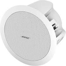 Bogen Ceiling Tile Speakers by Bos Ds16f W Flush Mount Ceiling White Speaker 43054 Designed For