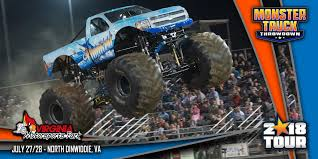 Monster Truck Throwdown - 27 JUL 2018