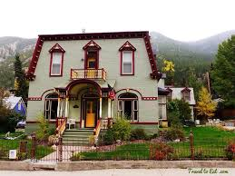 100 Victorian Property Houses Of Georgetown Colorado Travel To Eat