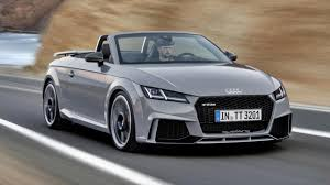 The new Audi TT RS does 0 62 in 3 7sec