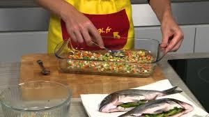 cuisine poisson facile comment réussir un poisson au four
