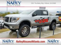 100 Nissan Titan Truck New 2018 For Sale At Nalley Of Atlanta VIN