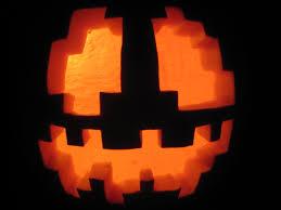 Pac Man Pumpkin Carving Patterns by Template Creeper Pumpkin Template
