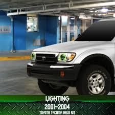 100 Toyota Truck Performance Parts 20012004 Tacoma Halo Kit Xtreme Redline
