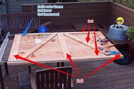 how to build a barn door snapguide