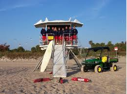 Beach Lifeguard Chair Plans by Lifeguards Water Safety City Of Vero Beach