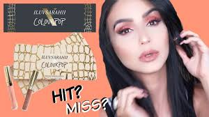 Colourpop X IlILUVSARAHII Collaboration⎜Effortless Tutorial & REVIEW Huge Colourpop Haul Lipsticks Eyeshadows Foundation Palettes More Colourpop Blushes Tips And Tricks Demo How To Apply A Discount Or Access Code Your Order Colourpop X Eva Gutowski The Entire Collection Tutorial Swatches Review Tanya Feifel Ultra Satin Lips Lip Swatches Review Makeup Geek Coupon Youtube Dose Of Colors Full Face Using Only New No Filter Sted Makeup Favorites Must Haves Promo Coupon