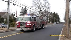 100 Mt Kisco Truck Mount FD Engine 106 Rescue 31 Tower Ladder 14 Responding