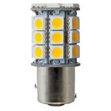 3w led s8 bay15d base plt 1157 24smd5050 30k