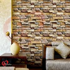 3D Brick Wall Decor Stickers Online