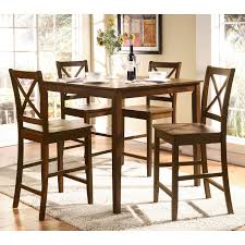 5 Piece Counter Height Dining Room Sets by Acme Furniture Sonata 5 Piece Counter Height Dining Table Set