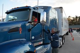 100 Tidewater Trucking On The Road To A New Career FTCCs CDL Driver Training Program