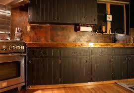 Copper Tiles For Backsplash by Kitchen Astounding Hammered Copper Backsplash Kitchen Copper