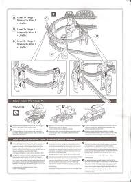 Thomas The Train Tidmouth Shed Instructions by Hit Trackmaster Pamphlets And Instructions